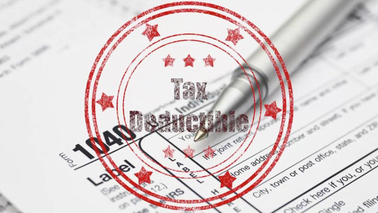 Get the most deductions from your insurance - Jarickson